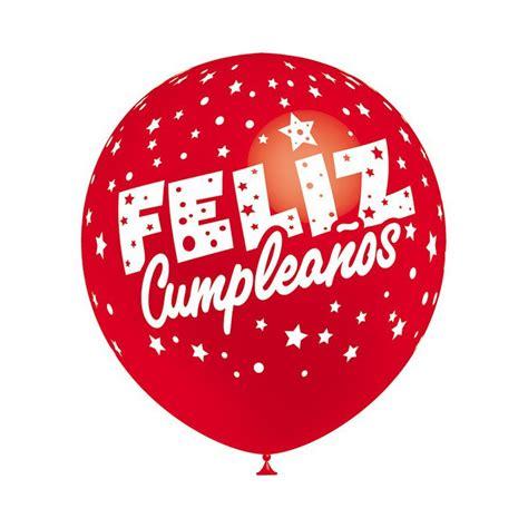 globos de feliz cumpleaños | globos para cumpleaños ...