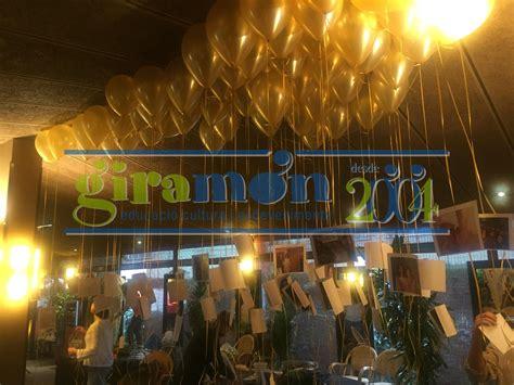 globos de helio para fiestas   Giramón : Giramón
