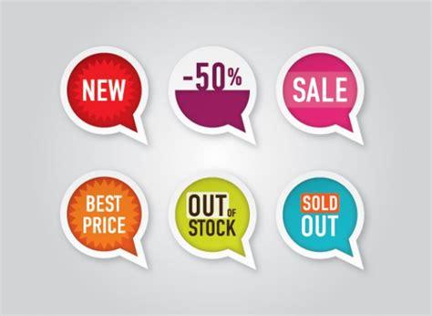 Globos de venta | Descargar Vectores gratis