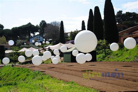 Globos gigantes de helio para espacios al aire libre ...