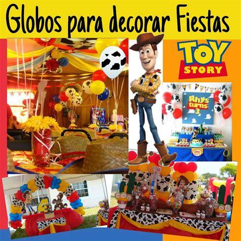 Globos Para Decoracion Fiestas Toy Story Woody   Bs. 3,82 ...