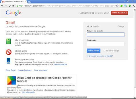 Gmail correo electrónico   Hotmail iniciar sesion