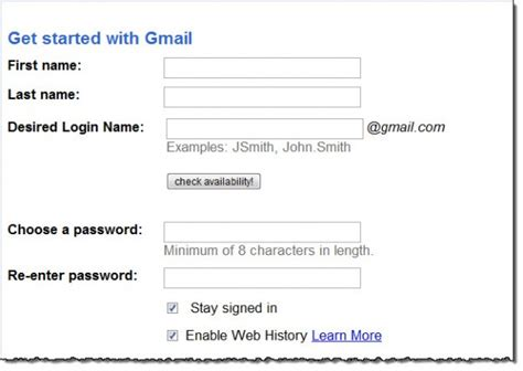Gmail Sign In: Secure Gmail login and sign up tips