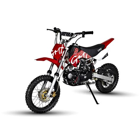 GMX Rider X Dirt Bike 125cc  Red