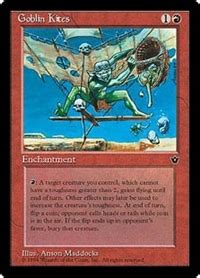 Goblin Kites - Enchantment - Cards - MTG Salvation