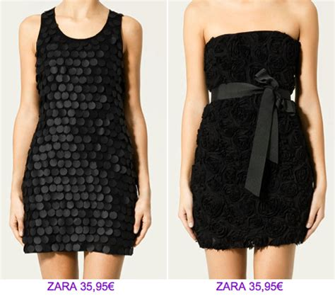 GODUSTYLE: ZARA Evening 2010 y TRF Evening 2010 ¿Qué más ...