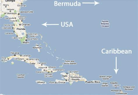 Going on Holiday Or Vacation - Exactly Where Is Bermuda?
