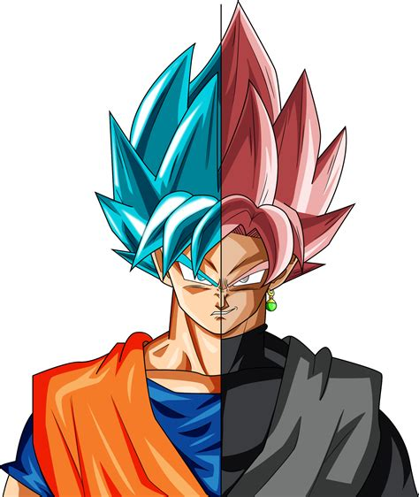 Goku and Goku Black VS team Vegeta - Battles - Comic Vine