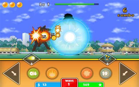 Goku Saiyan Warrior APK Download   Free Action GAME for ...