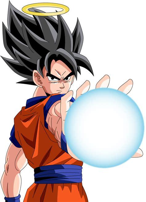Goku y Vegeta: Goku renders