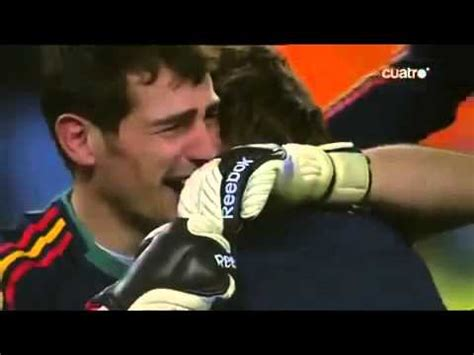 Gol Iniesta Mundial 2012 Holanda 0 1 España   YouTube
