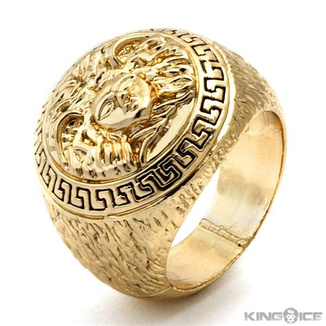 Gold Jewellery Ring For Men | www.imgkid.com - The Image ...