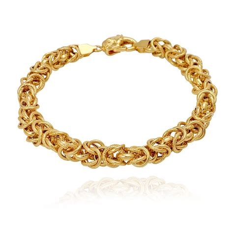 Gold Jewelry For Men | Eternity Jewelry