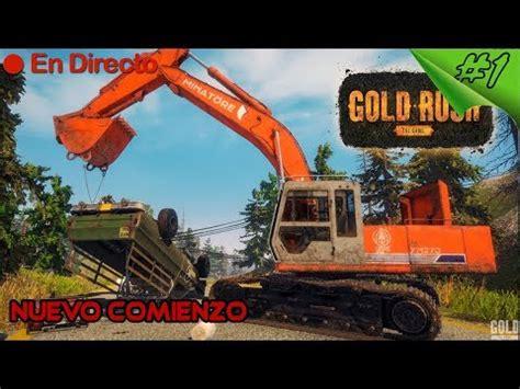 Gold Rush: The Game   Nuevo Simulador de Mineria ...