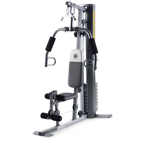 Gold's Gym XRS 50 Home Gym Exercise Strength Workout ...