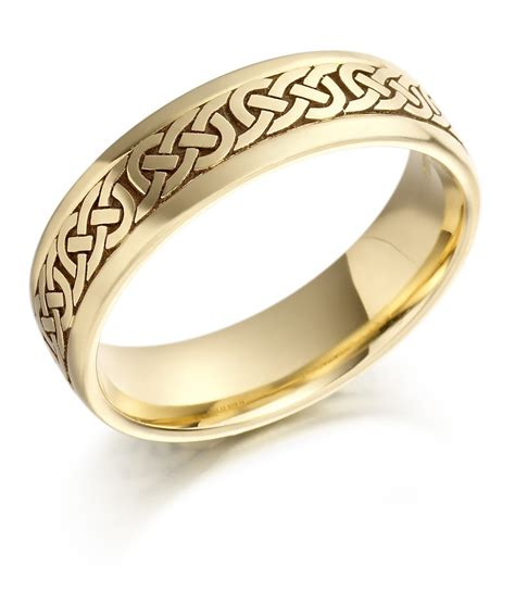 Gold Wedding Rings For Men | Eternity Jewelry