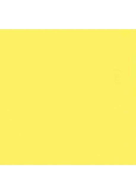 Goma Eva color amarillo pastel