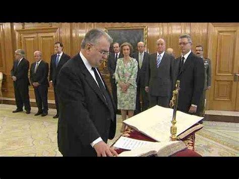 González Rivas, nuevo presidente del Tribunal ...