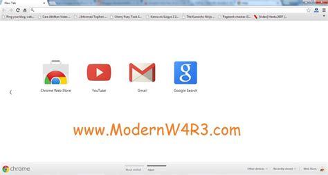 Google Chrome 24 Offline Installer ~ ModernW4R3