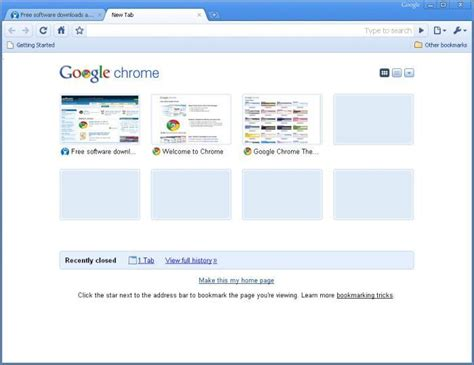 Google Chrome Download Free 2013 For Windows Xp