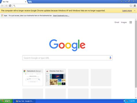 Google Chrome has dropped support for Windows XP, Vista ...