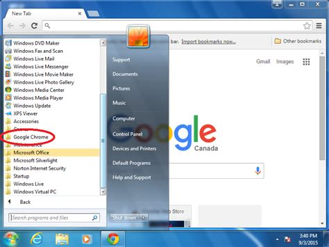 Google Chrome Install Windows 10