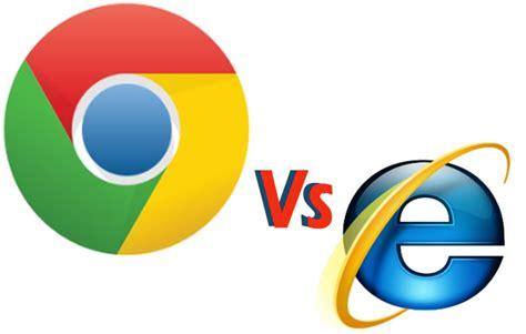 Google Chrome Internet Explorer'ı Geçecek Mi? - Scroll