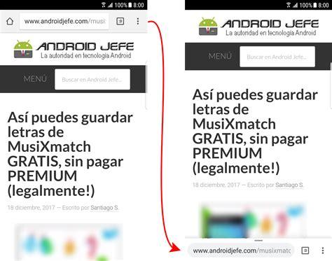 Google Chrome: La barra ABAJO sufre un cambio! • Android Jefe