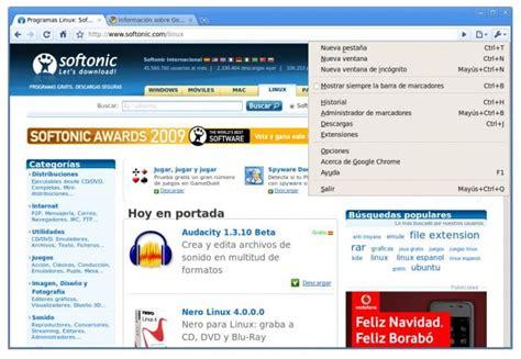 Google Chrome para Linux - Descargar