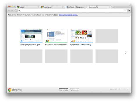 Google Chrome para Mac - Descargar