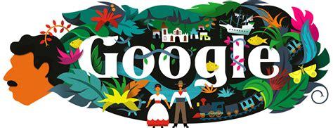 Google Doodle Celebrates Novelist Gabriel García Márquez ...