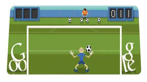 Google Doodle Soccer moderation   olympic football 2012 ...