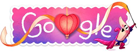Google estrena doodles para San Valentín, ya puedes jugar ...