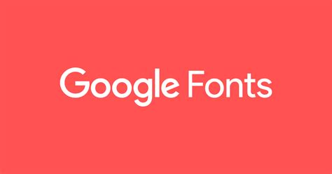 Google Fonts   Wikipedia