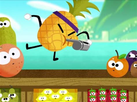 Google gets sweet on Olympics with Fruit Games doodles   CNET