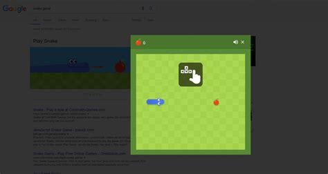 Google have snake game! : gaming