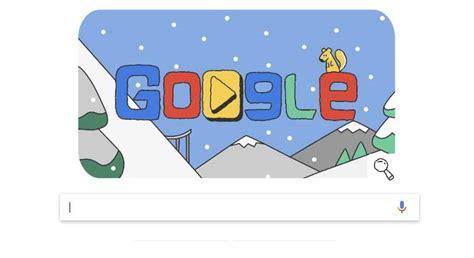 Google homenajea los saltos de esquí de los Juegos ...