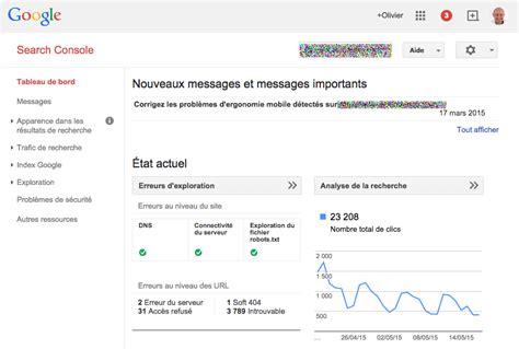 Google : les Webmaster Tools s'appellent désormais Search ...