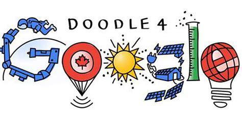 Google lets Canadians design a doodle for Canada 150 for a ...