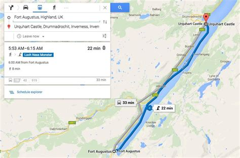 Google Maps en Reino Unido calcula tu ruta en transporte ...