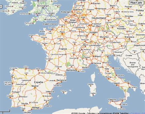 Google Maps France – Europe : OPERATIONNEL !   Zorgloob ...