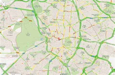 Google Maps se actualiza con más tráfico en tiempo real ...