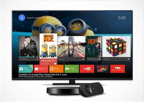 Google Play Store para Android TV se actualiza