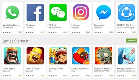 Google Play Store: Top Apps, New Apps, and No Ads Apps ...