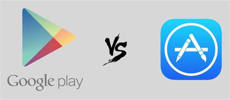 Google Play Store VS App Store : l appli d Apple rapporte ...