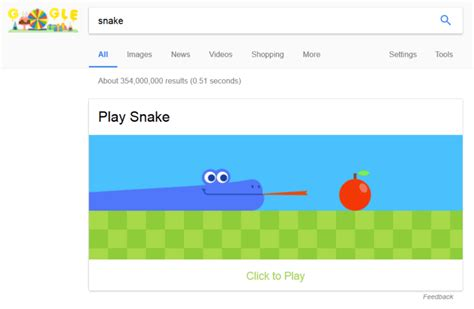 Google's latest Easter Egg is a video game that shows up ...