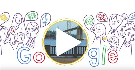 Google's Women's Day Doodle celebrates women of the future