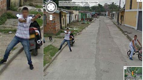 Google Street View debuta en Colombia con imágenes ...