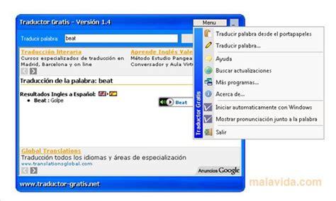 Google Traductor Ingles Espaol Descargar ...