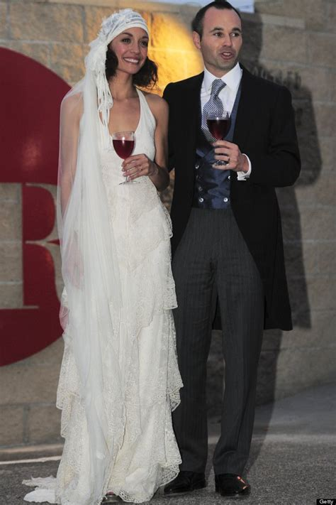 Gorgeous Wedding Photos Alert: Andres Iniesta Marries Anna ...